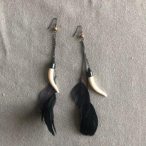 Jewelry - Bone You Later earrings